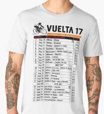 Vuelta a Espana 2017 Men's Premium T-Shirt
