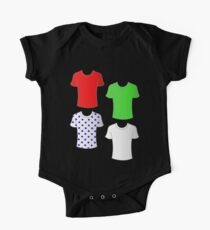 Vuelta a Espana shirts Kids Clothes