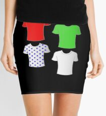 Vuelta a Espana shirts Mini Skirt