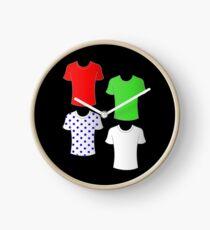 Vuelta a Espana shirts Clock
