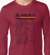 Vuelta a Espana 2017 Long Sleeve T-Shirt