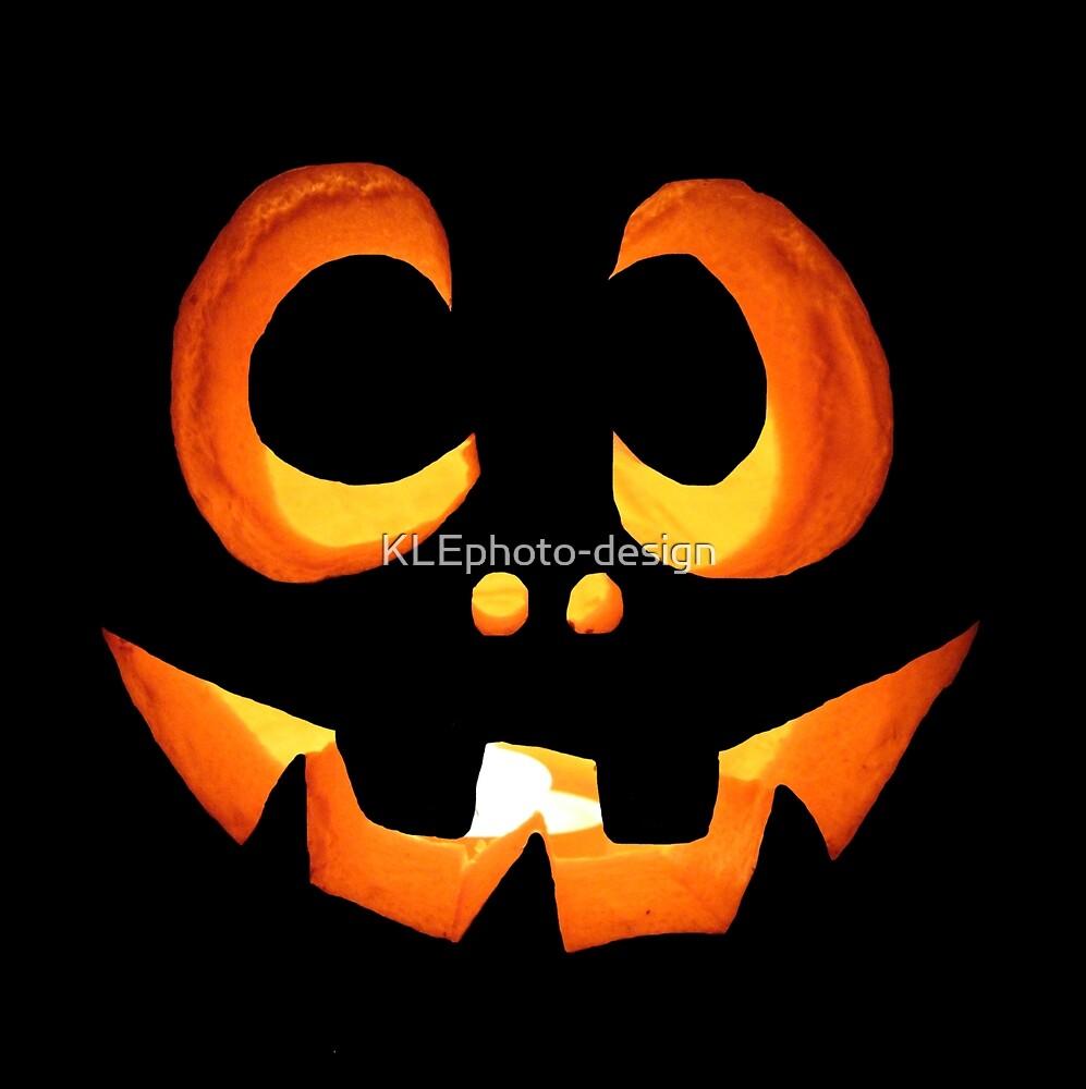 Pumpkin Face by KLEphoto-design