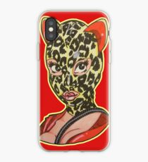 Leopard Latex iPhone Case