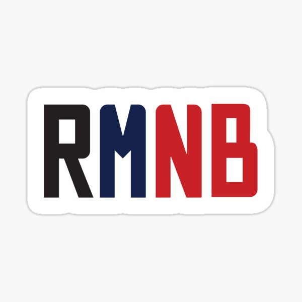 RMNB - Logo Sticker