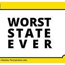 Worst State Ever by russianmachine