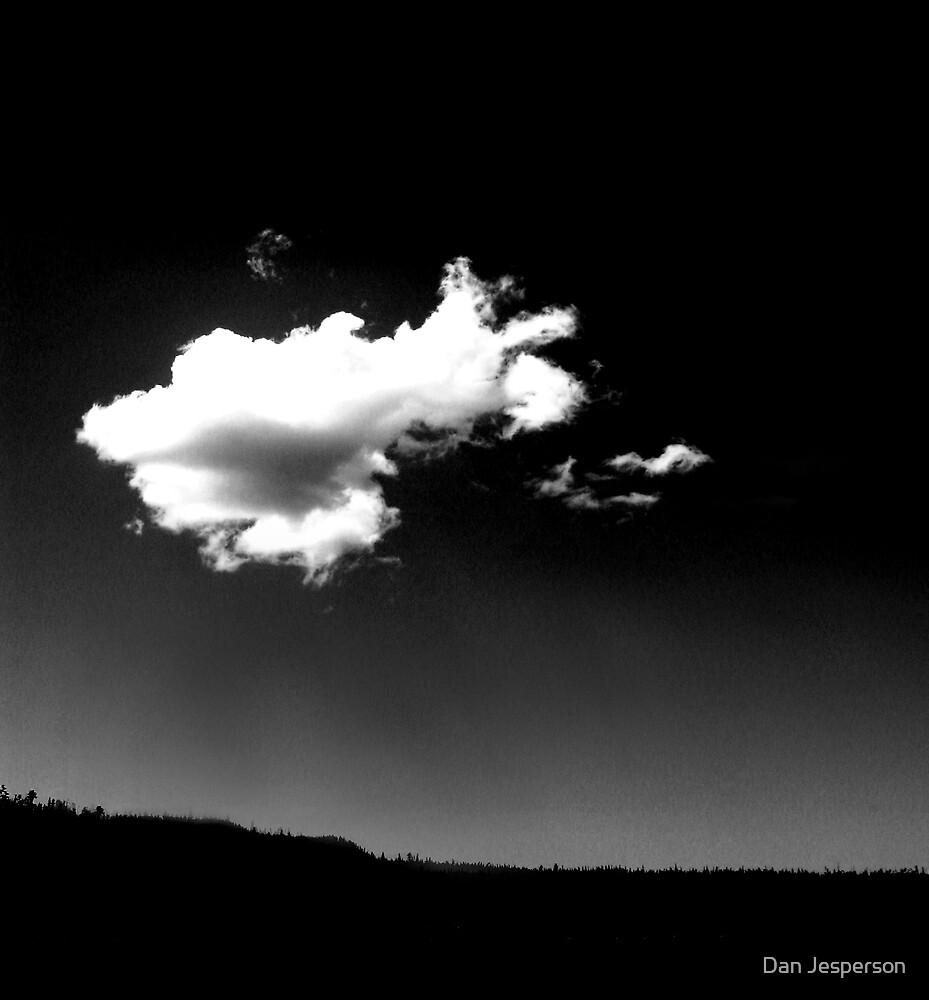 Lone Cloud by Dan Jesperson
