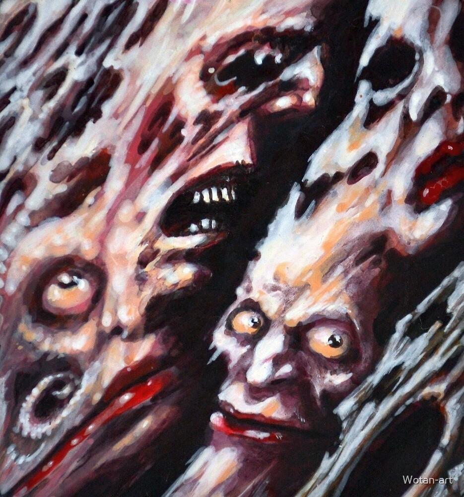 Demons by Wotan-art