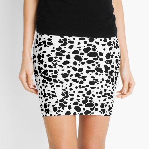 Dalmatian Mini Skirt