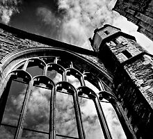 Temple Church Bristol by Alan Watt