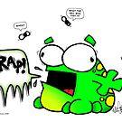Mr. Frog's Belch by Crockpot