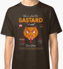 Avoid That Bastard at Work Magazine Classic T-Shirt