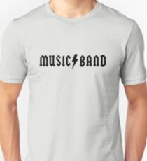 Music Band : Inspired by 30 Rock Unisex T-Shirt