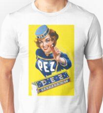 Vintage Pez Ad Unisex T-Shirt