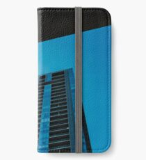 Geometry in Austin Architecture iPhone Wallet