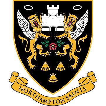 Northampton Saints by bendorse