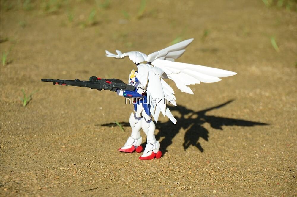 Spread the wings by nurulazila