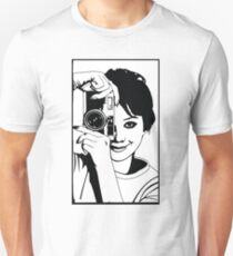 Girl with a camera T-Shirt