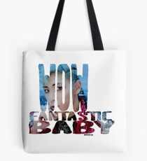 BIGBANG Wow Fantastic Baby T.O.P Big Bang Tote Bag