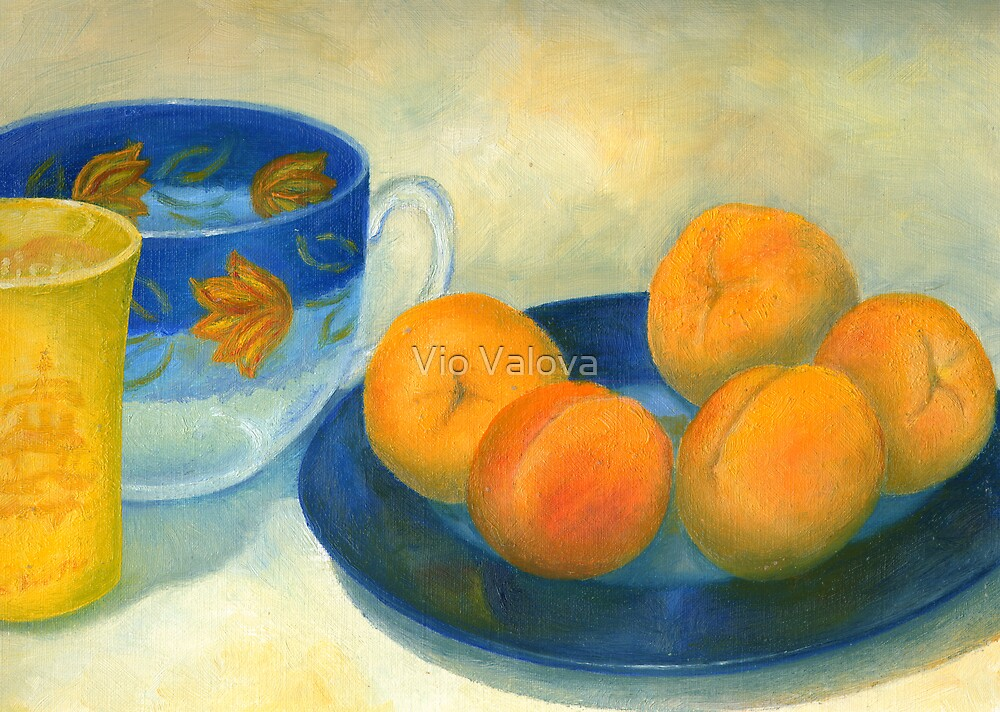 apricots by VioDeSign