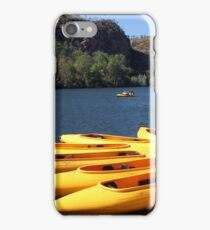 Katherine River Northern Territory iPhone Case/Skin