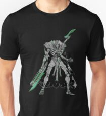 Camiseta unisex CODEX SPLATTER - NECRON 2