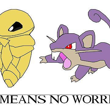 Hakuna matata - Pokémon Edition by ElonSvardhagen