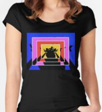 Charlies Angels Women's Fitted Scoop T-Shirt