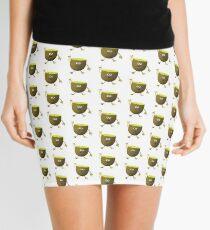 Toon kiwi Mini Skirt