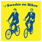 Swedes on Bikes by russianmachine