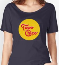Topo Chico - Retro Women's Relaxed Fit T-Shirt