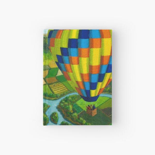 River Balloons Hardcover Journal