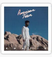 Khalid- American Teen Sticker