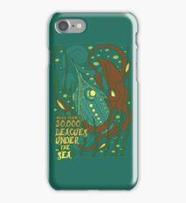 20,000 Leagues Under the Sea iPhone Case/Skin