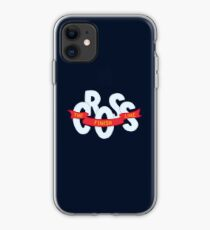 Cross the finish line iPhone Case
