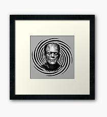 Classic Frankenstein Framed Print