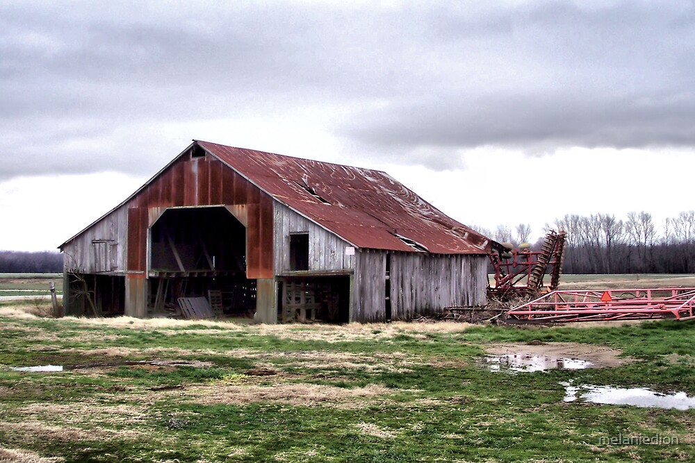 Another Barn by melaniedion