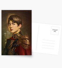 BTS Prince Set - Jungkook Postcards