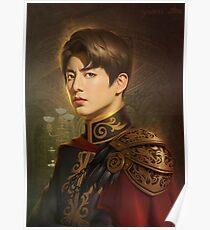 Póster BTS Prince Set - Jungkook