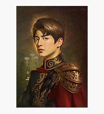 BTS Prince Set - Jungkook Photographic Print