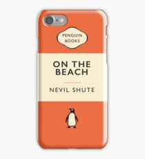 Penguin Classics On the Beach iPhone Case/Skin