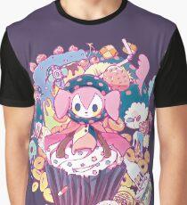 Puella Magi Madoka Magica - Charlotte und Freunde Grafik T-Shirt