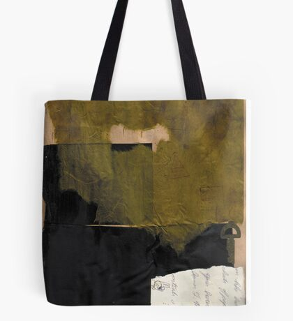 scrapbook collage page Tote Bag