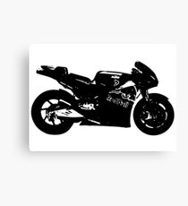 KTM RC16 MotoGP Bike Canvas Print
