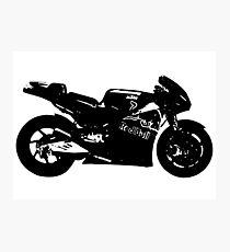 KTM RC16 MotoGP Bike Photographic Print