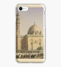 Pascal Xavier Coste, Complex of Sultan Hasan, iPhone Case/Skin