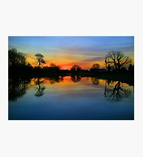 MORNING IN KILTULLAGH Photographic Print