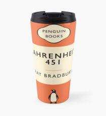 Penguin Classics Fahrenheit 451 Travel Mug