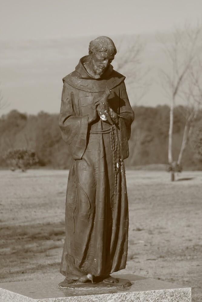 A Saint! by Underthebamasky