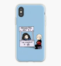 the counselor  iPhone Case