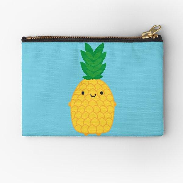 Kawaii Pineapple Zipper Pouch